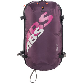 ABS s.LIGHT Compact Zaino airbag 15l viola